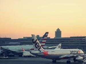 हवाई अड्डे